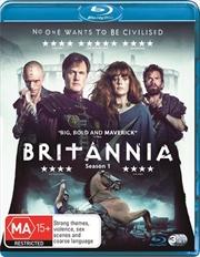 Britannia - Season 1   Blu-ray