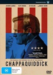 Chappaquiddick   DVD