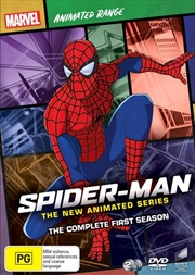 Spider-Man - The Animated Series - Season 1 | Marvel Animated Range | DVD