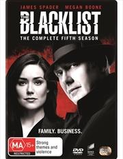 Blacklist - Season 5, The | DVD
