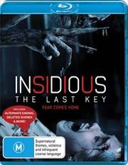 Insidious - The Last Key | Blu-ray