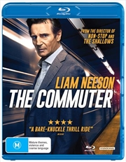 Commuter, The | Blu-ray