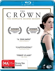 Crown - Season 2, The | Blu-ray