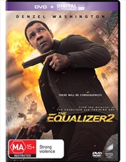 Equalizer 2, The | DVD
