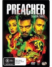 Preacher - Season 3 | DVD