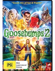 Goosebumps 2 - Haunted Halloween | DVD