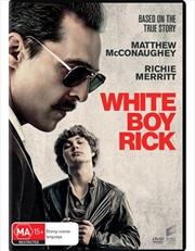 White Boy Rick | DVD