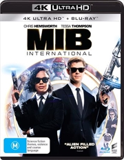 Men In Black - International | Blu-ray + UHD | UHD