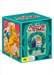 Adventure Time - Season 1-10 | Boxset | DVD