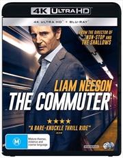Commuter | Blu-ray + UHD, The | UHD UV