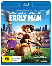 Early Man | Blu-ray