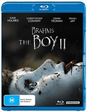 Brahms - The Boy II | Blu-ray