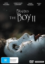 Brahms - The Boy II | DVD