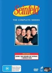Seinfeld - Season 1-9 | Complete Series | DVD