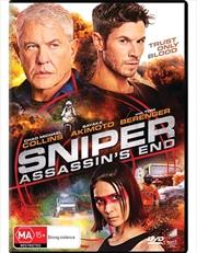 Sniper - Assassin's End | DVD