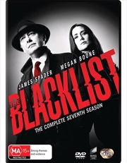 Blacklist - Season 7, The | DVD
