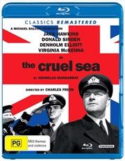 Cruel Sea, The | Blu-ray