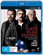 Last Flag Flying | Blu-ray