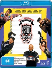 School Daze - 30th Anniversary Edition | Blu-ray
