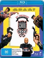 School Daze - 30th Anniversary Edition | Blu-ray
