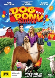 A Dog And Pony Show | DVD