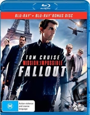 Mission Impossible - Fallout | Blu-ray
