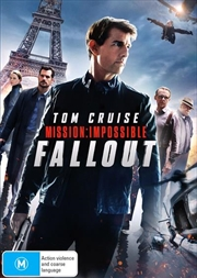 Mission Impossible - Fallout | DVD