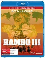 Rambo - First Blood III | Blu-ray