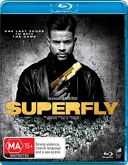 Superfly | Blu-ray + UV | Blu-ray