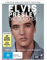 Elvis Presley - The Searcher - Limited Collector's Edition | Digibook | DVD
