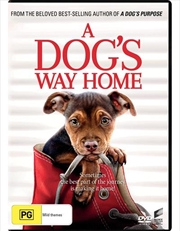 A Dog's Way Home | DVD