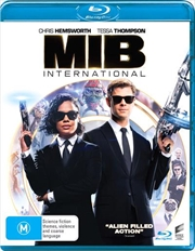 Men In Black - International | Blu-ray