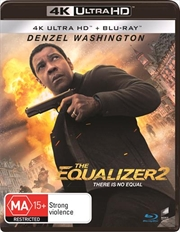 Equalizer 2 | Blu-ray + UHD, The | UHD