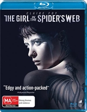 Girl In The Spider's Web, The | Blu-ray