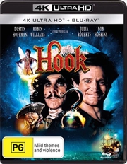 Hook | Blu-ray + UHD | UHD