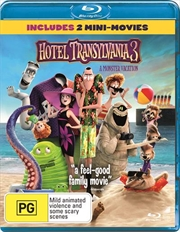 Hotel Transylvania 3 - A Monster Vacation | Blu-ray