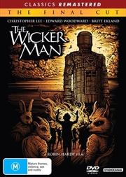 Wicker Man | Final Cut - 1973 Re-Release, The | DVD