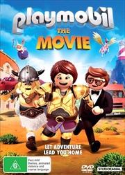 Playmobil - The Movie | DVD