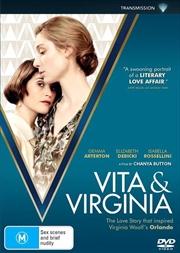 Vita and Virginia | DVD