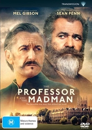 Professor And The Madman, The | DVD