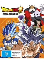 Dragon Ball Super | Complete Collection | Blu-ray