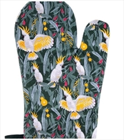 Oven Glove Cockatoo | Apparel