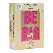 Be Big 500 Piece Puzzle | Merchandise