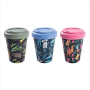 Bamboo Animals Eco Mug (Chosen At Random) | Merchandise