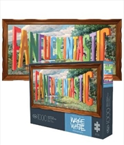 Fanfuckintastic -1000 Piece Puzzle | Merchandise