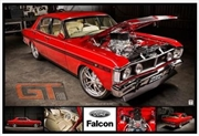 Ford Falcon Poster | Merchandise