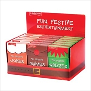 Festive Entertainment Cards (Sent At Random) | Merchandise