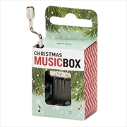 Christmas Music Box (SENT AT RANDOM) | Merchandise