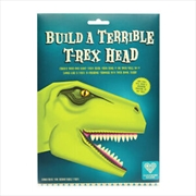 Build A Terrible T-Rex Head | Merchandise