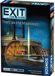 Theft On The Mississippi | Merchandise